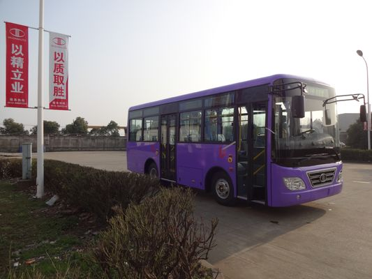 الصين Low Floor Inter City Buses 48 Seater Coaches 3300mm Wheel Base موزع